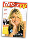 reflex tv magazine