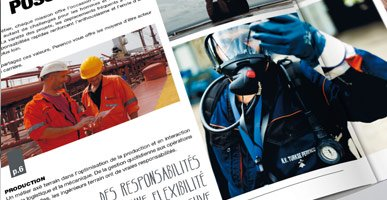 communication globale Perenco