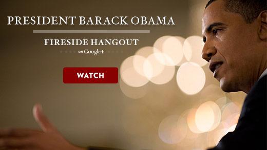 Obama-Fireside-Hangout