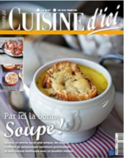 cuisine d'ici - wellnews