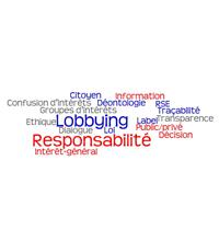 Le numérique au service d'un lobbying responsable