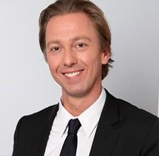Antoine Guélaud, directeur de la rédaction de TF1