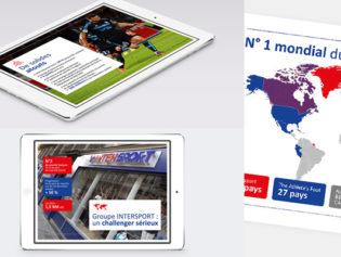 INTERSPORT : à la conquête du brand book