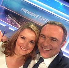 Christophe Delay : «Nous offrons une fraicheur et une proximité que les téléspectateurs nous reconnaissent»