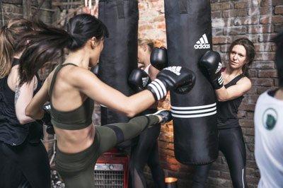 La colocation adidas x Chez Simone mobilise pour la 2nde fois les sportives parisiennes !