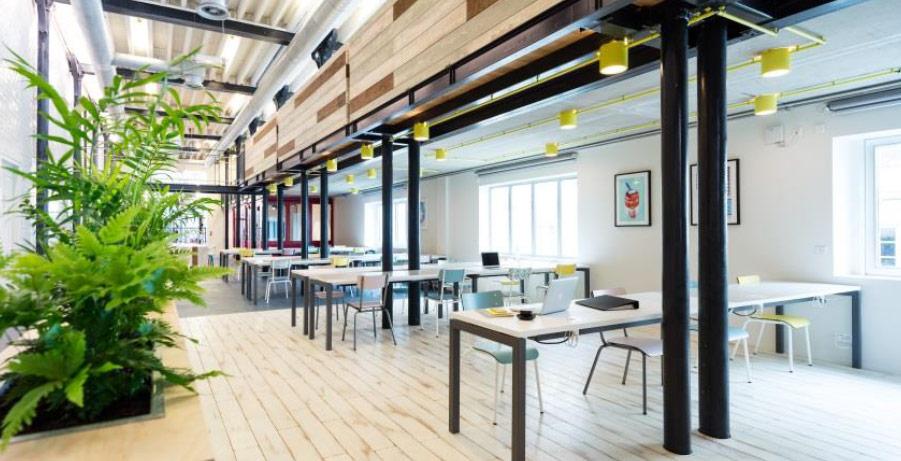 deskopolitan : Espaces de coworking : lancement réussi !