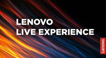 lenovo live experience
