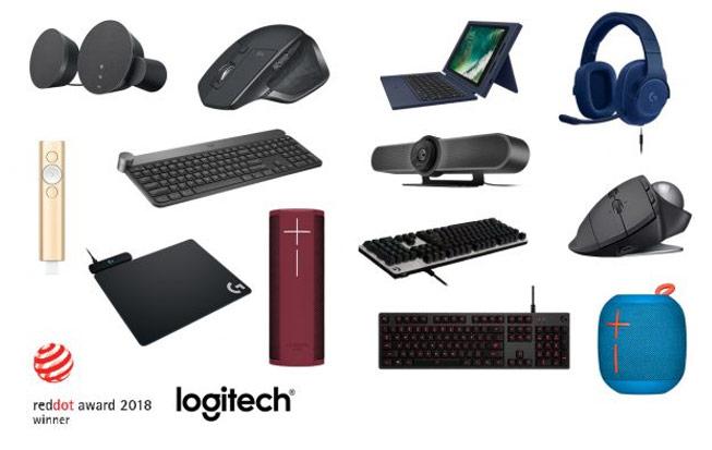 logitech-reddot-award-2018