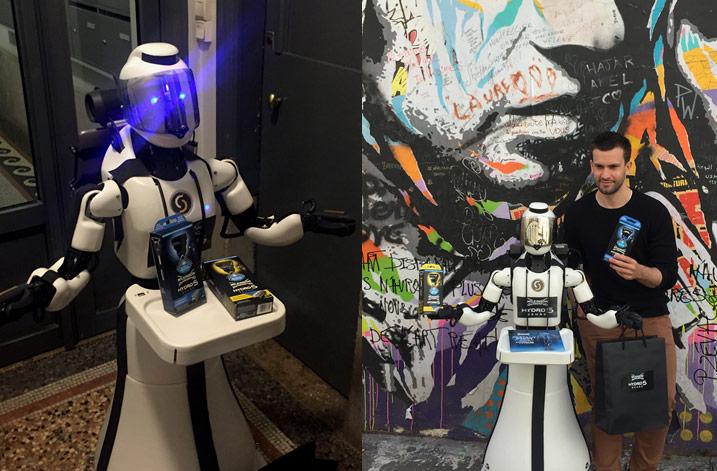 Portrait-robot des nouveautés Wilkinson !