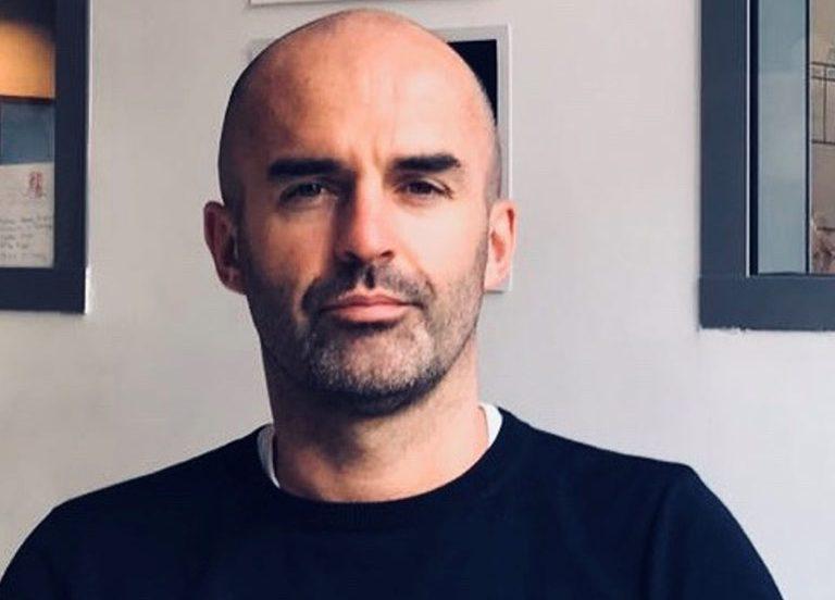 Laurent Lucas, Directeur de la Rédaction et co-fondateur de Brut