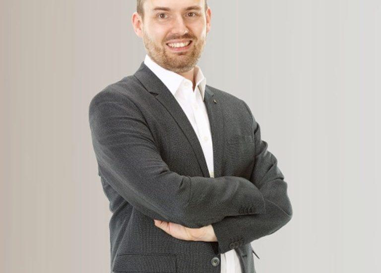 Tristan Colombet, P-Dg de Domraider