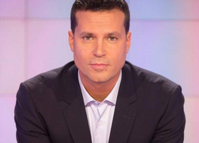 David Jacquot, Rédacteur en chef et présentateur d'AFTERBUSINESS