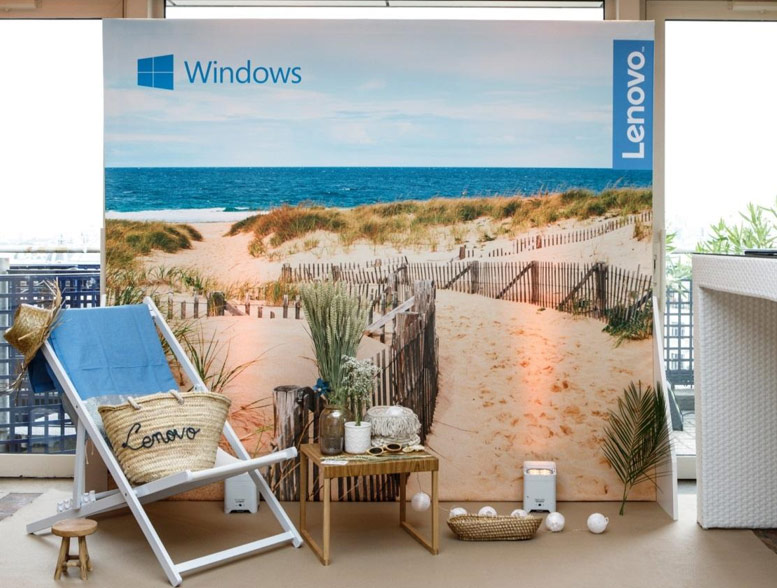 Hello Summer by Lenovo