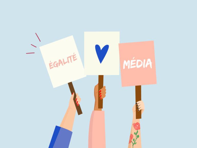 Médias: la longue route vers l'égalité entre hommes et femmes