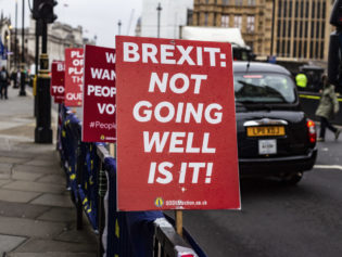 Brexit… or not Brexit ? Préparer ses plans d'affaires publiques