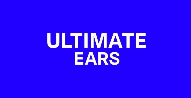 Ultimate Ears : Spotify et Amazon Music intégrés au bouton magique d' ULTIMATE EARS