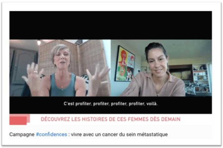 #Confidences : une campagne 100 % confinée