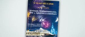 Evénement organisé pour Costa Croisères
