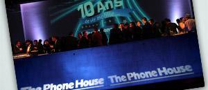 Evénement organisé pour The Phone House France