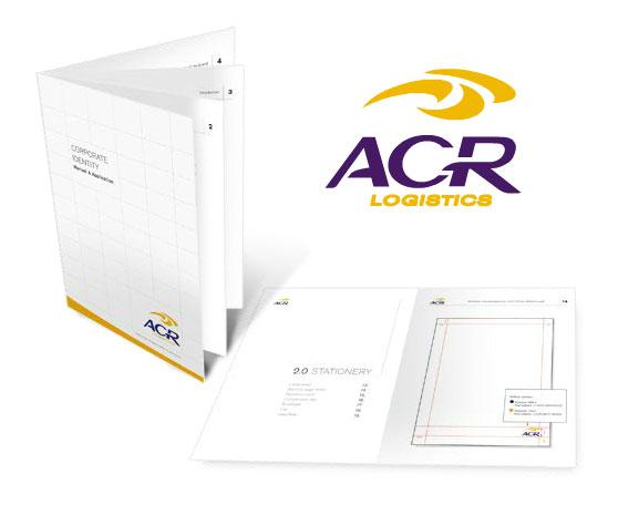 Identité d'entreprise pour ACR