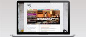 Plan de communication globale pour TAJ