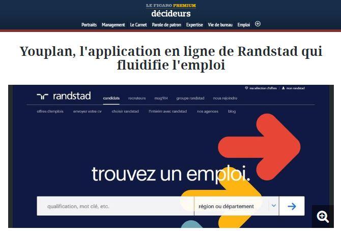 Randstad Le Figaro 3