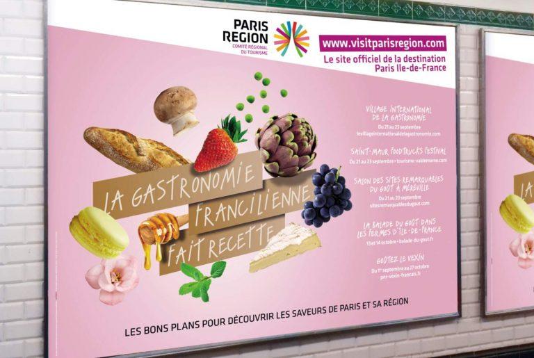 COMITÉ RÉGIONAL DU TOURISME – PARIS ÎLE-DE-FRANCE
